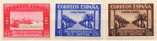 (i. b) España Cenicienta: isla Cristina sellos de caridad (guerra Civil Española)