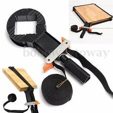 Adjustable Mitre Corner Vice Clamp Mirror Strap 4 Jaws Picture Frames Drawers 4M