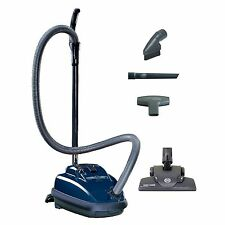 Sebo Model  9679AM Airbelt K2 Kombi Canister Vacuum Cleaner Set Dark Blue