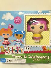 WHERE IS LALALOOPSY Card GAME DOLL Toddler Kid PLAY PRESCHOOL SEALED NEW Gift