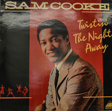 "SAM COOKE - TWISTIN´THE NIGHT AWAY -  LP 12""  (S 477)"