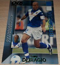 CARD CALCIATORI PANINI 2004/05 BRESCIA DI BIAGIO CALCIO FOOTBALL SOCCER ALBUM