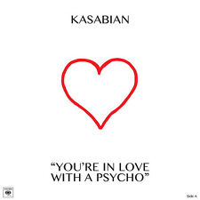 """KASABIAN YOU'RE IN LOVE WITH A PSYCHO VINILE EP 10"""" RECORD STORE DAY 2017 NUOVO"""