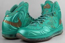 Nike Air Max Hyperposite Statue of Liberty Crystal Mint Metallic Coppercoin