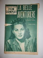 FILM COMPLET N°451 1954 LA BELLE AVENTURIERE / YVONNE DE CARLO