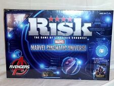 Marvel Cinematic Universe Risk USAopoly Board Game
