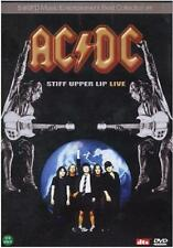 AC/DC - Stiff Upper Lip Live DVD (New & Sealed)