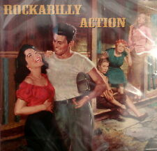 ROCKABILLY ACTION - 28 VA Tracks from Buffalo Bop