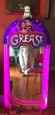 Rare Collectible LED Remote Control Mirror Grease Salot Machine 6 Feet Amazing