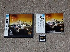 Need for Speed: Undercover Nintendo DS 2008 Complete