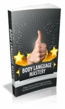 Body Language Mastery Free Shipping ebook Full Resell Rights PDF
