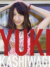 Kashiwagi Yuki 1st Tour Nete mo Samete mo Yukirin World DVD CD Photo Card Japan
