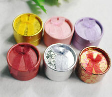2 Nice Round Ring Jewelry Package Gift Box Case random colour