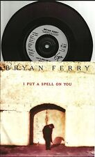 Roxy Music BRYAN FERRY I Put a Spell w/ RARE MIX & UNRELEASED UK 7 INCH Vinyl