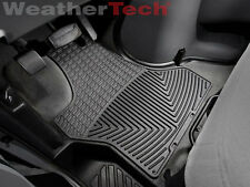 WeatherTech® All-Weather Floor Mats - Ford Econoline E-Series - 1997-2013 -Black