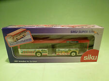 SIKU 3121 MERCEDES BENZ BUS -LEIDERDORP - ERDGAS -1:55 - GOOD CONDITION IN BOX