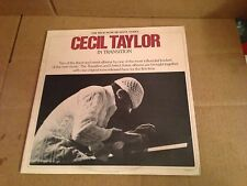 CECIL TAYLOR IN TRANSITION BLUE NOTE RE-ISSUE SERIES BN LA 458 H2 2 X VINYL LP