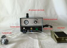 New Double Ended Pneumatic Impact Engraving Machine Jewelry Engraver Graver Tool