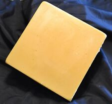 12.5 lb. Beeswax Block, 100% Pure Filtered