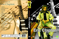 The Cream Of Eric Clapton (DVD,All,Sealed,New,Keep Case)