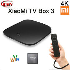 Xiaomi Box 3 Mi TV BOX 4k Quadcore WiFi Android Amlogic S905 1G+4G MiTV MiBox