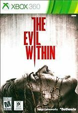 The Evil Within (Xbox 360) New & Factory Sealed