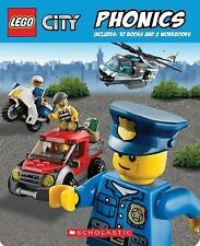 Lego City: Phonics Boxed Set (LEGO City) by Quinlan B. Lee (2015, Paperback)
