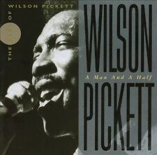 A Man and a Half: The Best of Wilson Pickett NEW SEALED FATBOX 2CD, Jul-1993