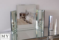 COLLETA- Triple Folding Mirror - MY-FURNITURE