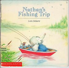 1988 Nathan's Fishing Trip by Lulu Delacre