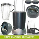 New 12PCS Magic 600W Nutri Flash Extractor Bullet Blender