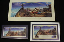 "Lot of 47 NOAH'S ARK Prints ""THE PROMISE"" by Tom DuBois (3 Sizes!) Art2See, 2000"
