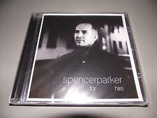 *NEW* SPENCER PARKER : A GUN FOR HIRE ORIGINAL CD ALBUM 11 TRACKS 2011 HOUSE