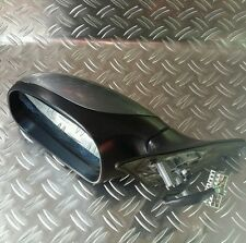 PEUGEOT 406 WING MIRROR OFFSIDE PASSENGER  SIDE ELECTRIC Grey