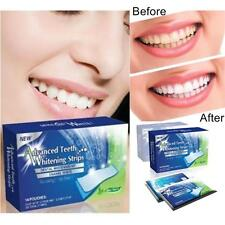 28Pcs White Effects Dental Whitestrips Advanced Teeth Whitening Strips Stripes