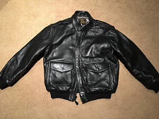 Cockpit USA A2 Flight Jacket Classic Antique Lamb Z2567MM (formerly Avirex) US