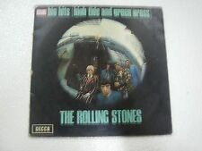 THE ROLLING STONES  BIG HITS HIGH TIDE & GREEN GRASS  RARE LP 1985 ENGLAND ex
