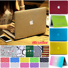 2in1 Rubberized Matt Hard Case + Keyboard Cover for Macbook Pro 13 and Retina