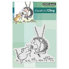 PENNY BLACK RUBBER STAMPS SLAPSTICK CLING SO KIND STAMP 2015