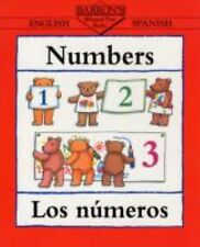 Numbers/Los Numeros Bilingual First Books) Spanish Edition)