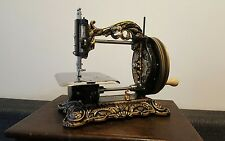 ",, Princess of Wales "" - antique sewing machine (1886)  -profesionaly restored"