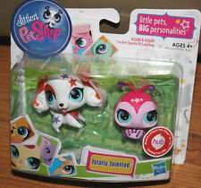 NEW Littlest PET SHOP Totally Talented Cocker Spaniel 2688 Ladybug 2689 LPS Dog