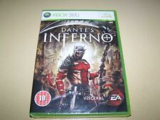 Dante's Inferno Xbox 360 * NEW SEALED  *