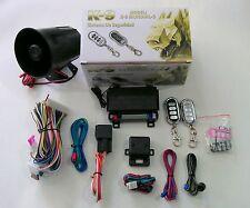 New K9 Mundial 5 Omega Alarm Vehicle Security & KeyLess Entry, Anti Car Jacking