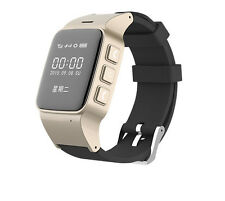 Elder Wrist Watch GPS GSM SOS Position Locater Tracker Real-time tracking by APP