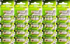 25 PCS GP23AE GP 23A MN21 A23 V23GA VR22 12 VOLT Batteries Expire 2018