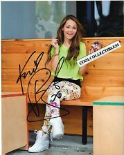 "KELLI BERGLUND ""LAB RATS"" IN PERSON SIGNED 8X10 COLOR PHOTO 12"