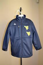 NEW-FLAWED - West Virginia University Mountaineers YOUTH SMALL S Jacket 55KF