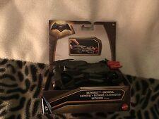 BATMAN SUPERMAN V BATMOBILE velocità Strike Giocattolo Modellino