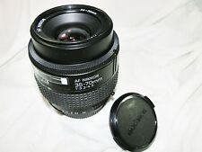 Nikon AF zoom Nikkor 35-70mm 1:3. 3-4.5 no. 3225932